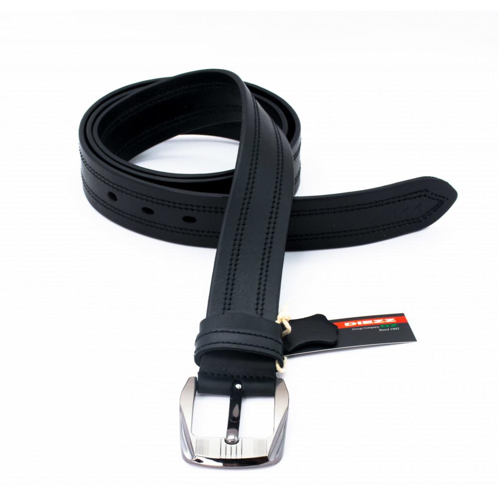 Ремень джинсовый, батал 40 мм, черная нить DB-h-0116