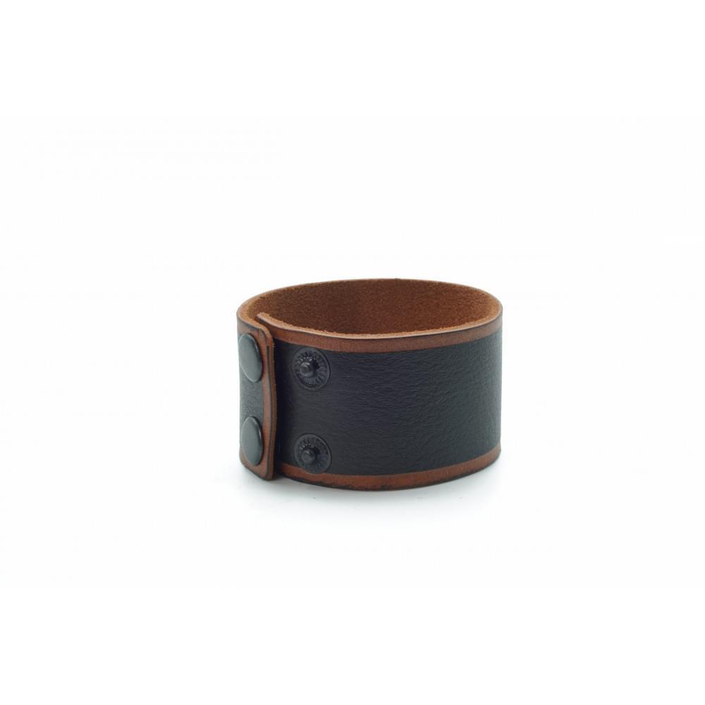 Кожаный браслет Джаз 40 мм BR-o-4010