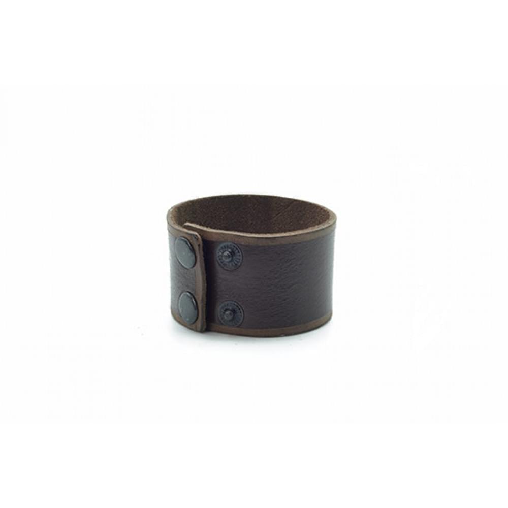 Кожаный браслет Джаз 40 мм BR-w-4010