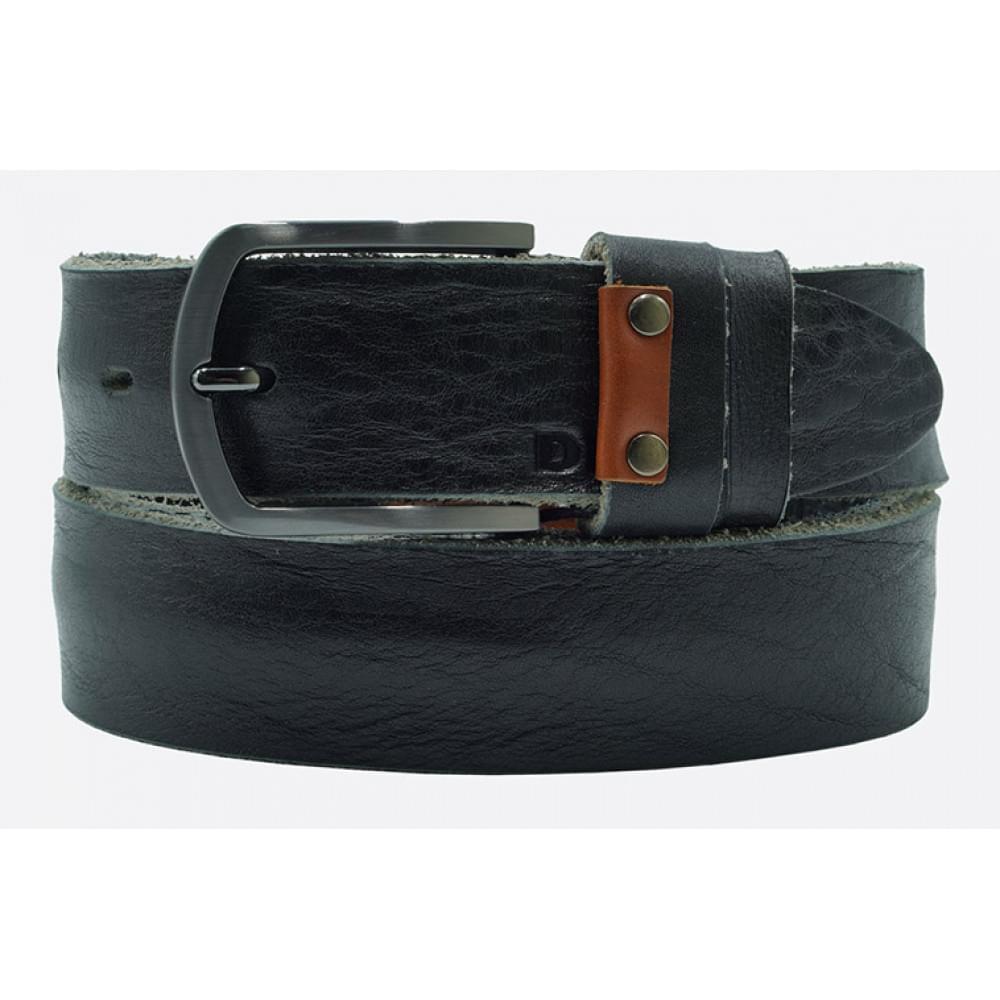 Ремень джинсовый 40 мм Гранж - Италия LM-h-2020