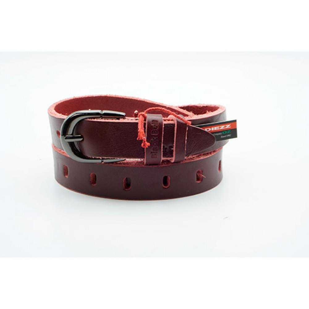 Ремень джинсовый 25 мм, Гранж – Италия GR-b-0074