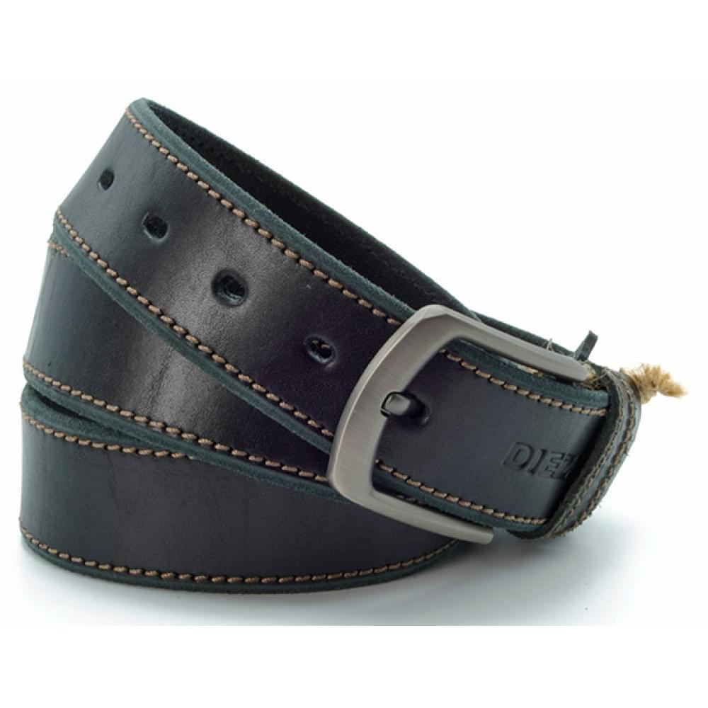 Ремень джинсовый – срезанные бока 40 мм KR-h-1161