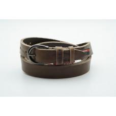 Ремень джинсовый 25 мм, Гранж – Италия GR-k-0030