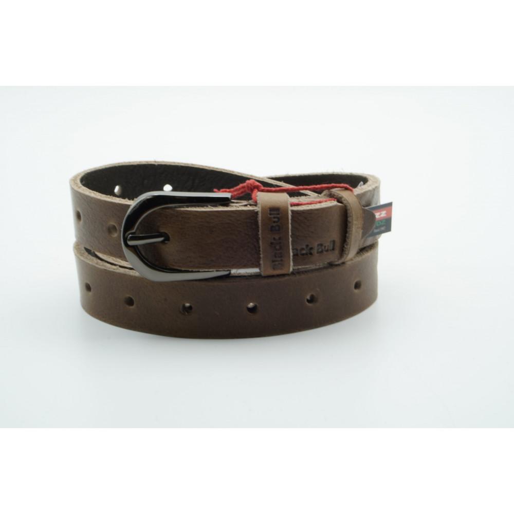 Ремень джинсовый 25 мм, Гранж – Италия GR-k-0040
