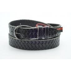 Ремень джинсовый 25 мм, Гранж – Италия GR-h-0096