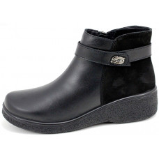 Женские ботинки на толстой подошве арт. 6201-2
