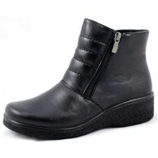 Ботинки челси женские с замком арт. 6202-2