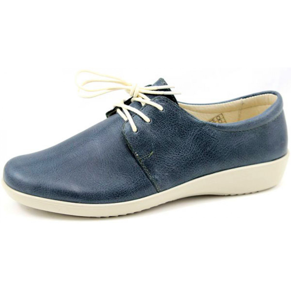Женские туфли на шнурках арт. 2028