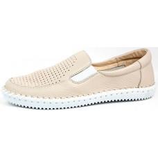 Женские летние туфли на сплошной подошве арт. 3111