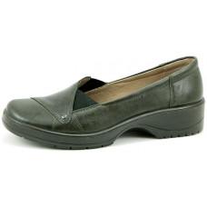 Женские туфли с резиновой вставкой арт. 6170