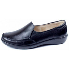 Женские туфли черные арт. 646