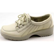 Женские туфли со шнуровкой на удобной подошве арт. 680