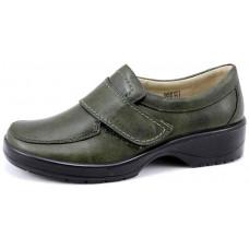 Женские туфли на липучке арт. 681
